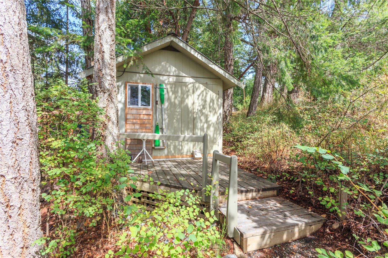 Photo 20: Photos: 262 Forbes Dr in : Isl Thetis Island House for sale (Islands)  : MLS®# 851678