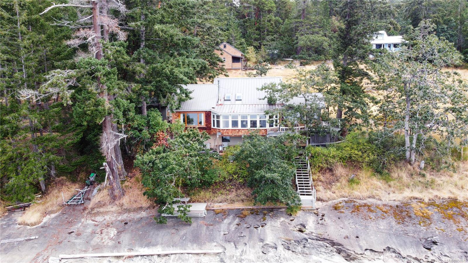 Photo 4: Photos: 262 Forbes Dr in : Isl Thetis Island House for sale (Islands)  : MLS®# 851678