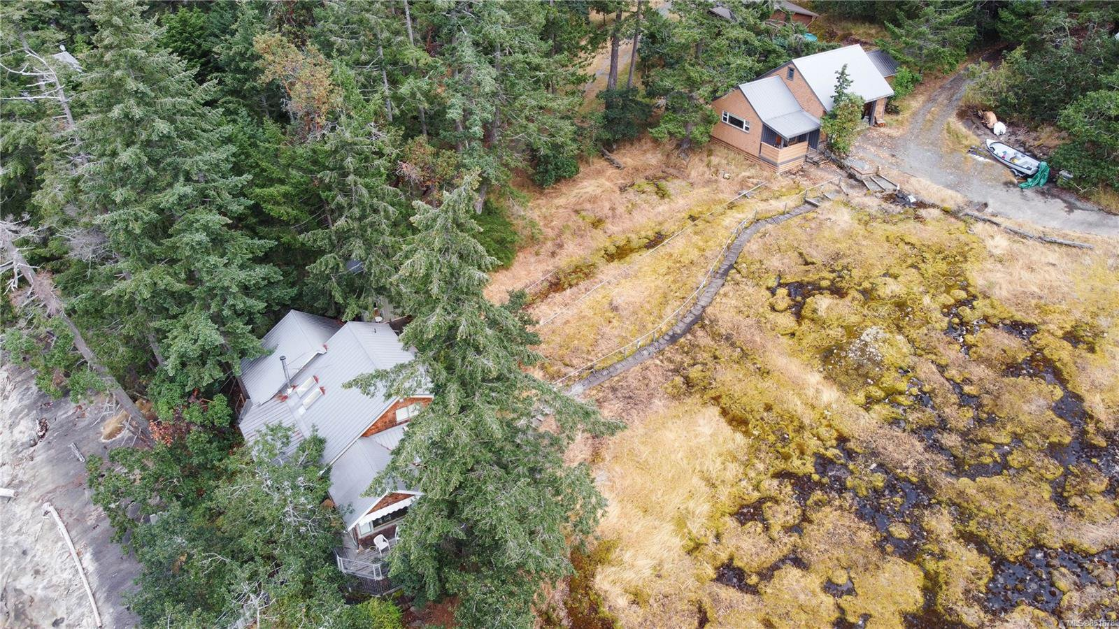 Photo 30: Photos: 262 Forbes Dr in : Isl Thetis Island House for sale (Islands)  : MLS®# 851678