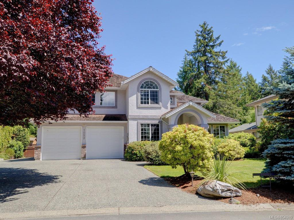 Main Photo: 1053 Parsell Pl in : CS Brentwood Bay House for sale (Central Saanich)  : MLS®# 854319