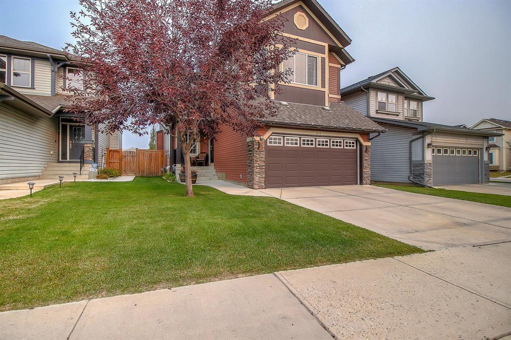 Main Photo: 833 AUBURN BAY Boulevard SE in Calgary: Auburn Bay Detached for sale : MLS®# A1035335