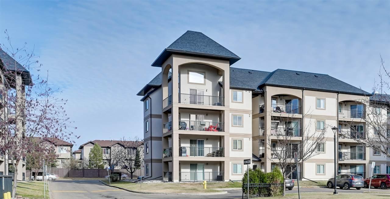 Main Photo: 407 13005 140 Avenue in Edmonton: Zone 27 Condo for sale : MLS®# E4219525