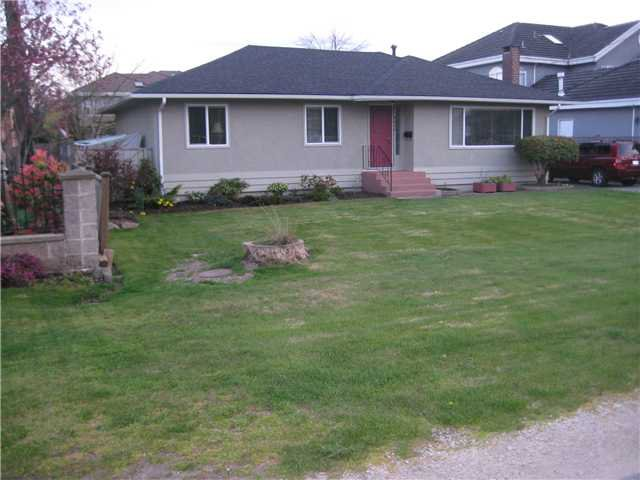 Main Photo: 8640 MOWBRAY RD in Richmond: Saunders House for sale : MLS®# V884441