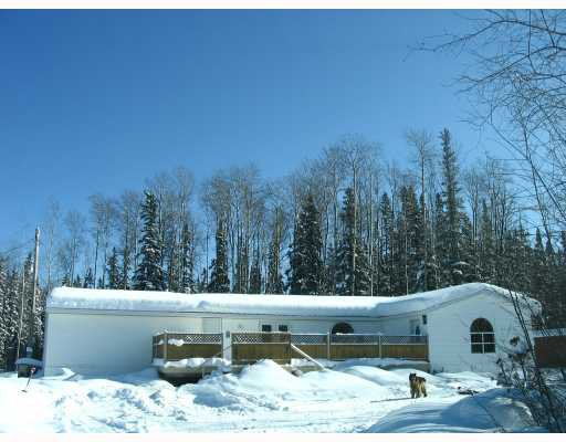"Main Photo: 27 FEDIW Road in Fort_Nelson: Fort Nelson - Rural Manufactured Home for sale in ""FEDIW SUB"" (Fort Nelson (Zone 64))  : MLS®# N178641"