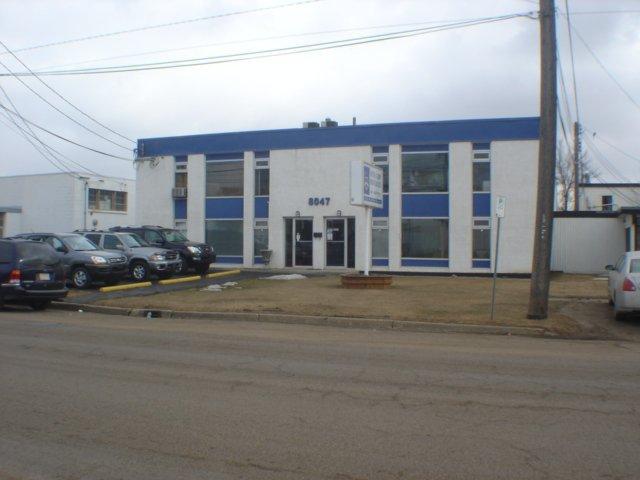 Main Photo: 8047 Coronet Road in Edmonton: Industrial (Com) for sale : MLS®# E1006945