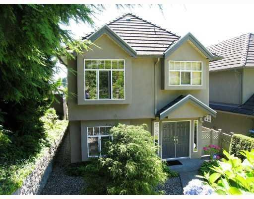 Main Photo: 307 E 28TH ST in North Vancouver: House for sale : MLS®# V727098