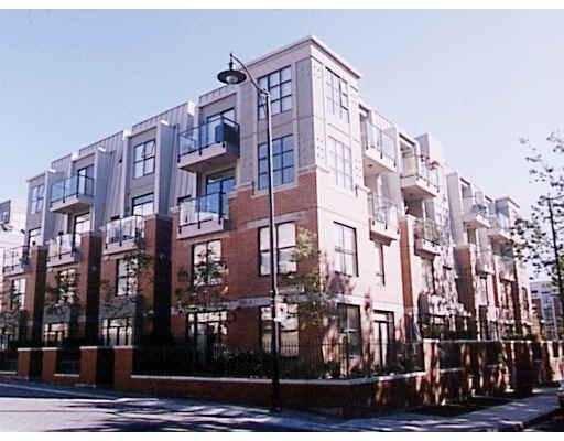 "Main Photo: 2688 VINE Street in Vancouver: Kitsilano Condo for sale in ""THE TREO"" (Vancouver West)  : MLS®# V628206"