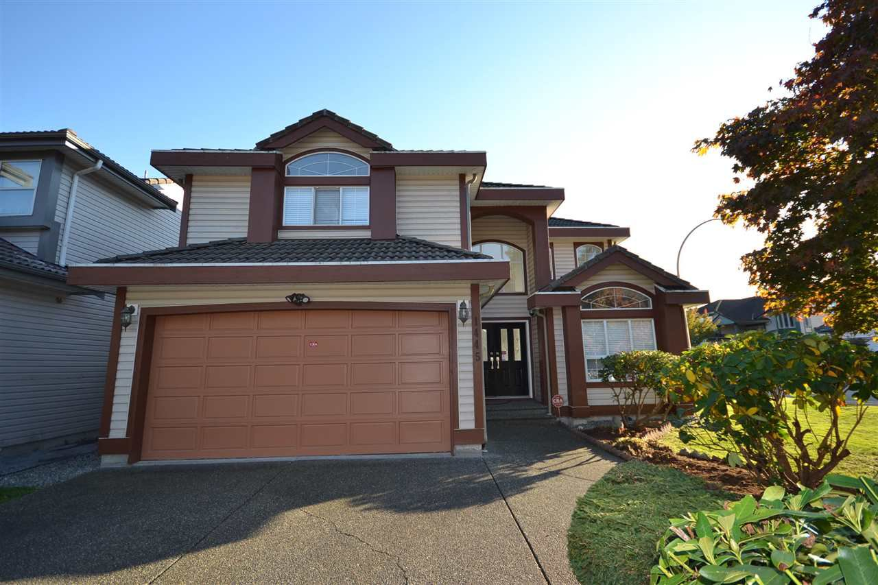 Main Photo: 1445 RHINE Crescent in Port Coquitlam: Riverwood House for sale : MLS®# R2413046