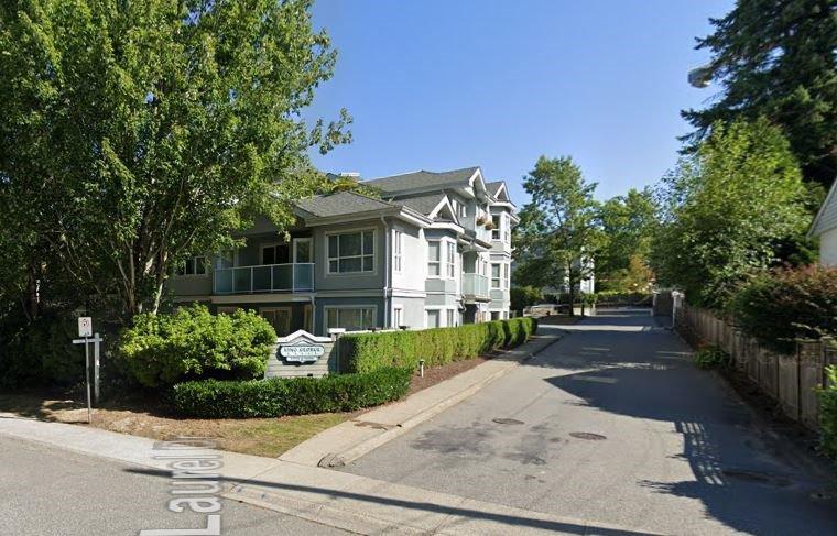 "Main Photo: 205 13955 LAUREL Drive in Surrey: Whalley Condo for sale in ""King George Manor"" (North Surrey)  : MLS®# R2466224"