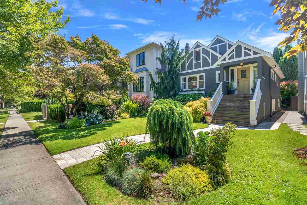 Main Photo: 3406 W 26TH Avenue in Vancouver: Dunbar House for sale (Vancouver West)  : MLS®# R2477809