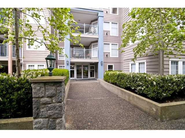Main Photo: #106 1200 Eastwood Street in Coquitlam: Condo for sale