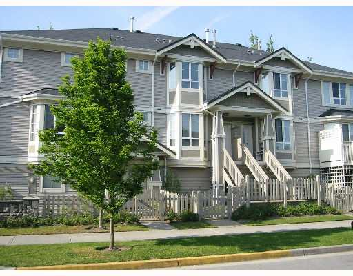"Main Photo: 3 9079 JONES Road in Richmond: McLennan North Townhouse for sale in ""THE PAVILIONS"" : MLS®# V648661"