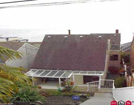Main Photo: 15344 VICTORIA AV: White Rock House for sale (South Surrey White Rock)  : MLS®# F2605382
