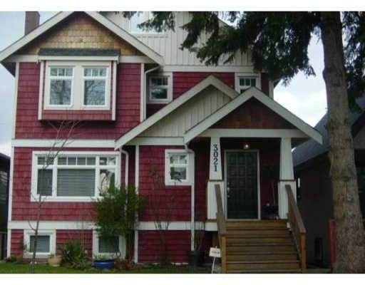 Main Photo: 3021 W 15TH AV in Vancouver: House for sale : MLS®# V918885