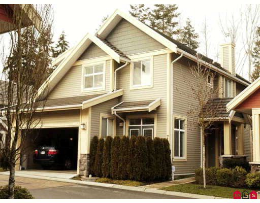 """Main Photo: 7 15255 36TH Avenue in Surrey: Morgan Creek Townhouse for sale in """"FERNGROVE"""" (South Surrey White Rock)  : MLS®# F2802369"""