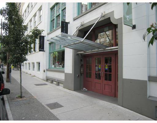 "Main Photo: 504 1228 HOMER Street in Vancouver: Downtown VW Condo for sale in ""THE ELLISON"" (Vancouver West)  : MLS®# V712393"