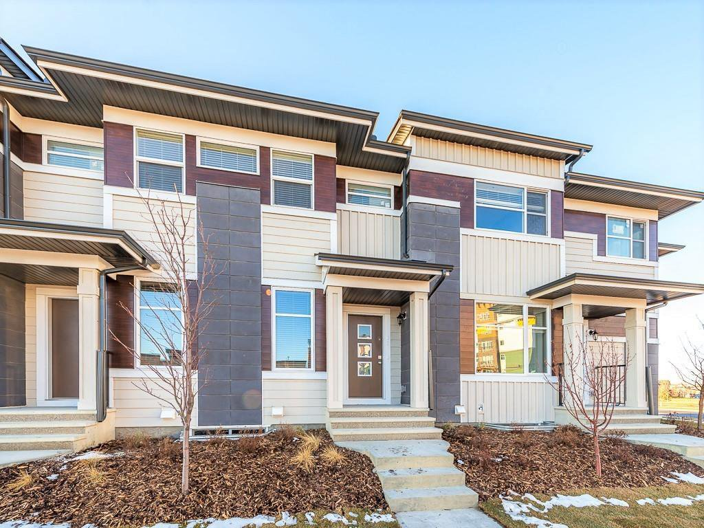 Main Photo: 162 SKYVIEW Circle NE in Calgary: Skyview Ranch Row/Townhouse for sale : MLS®# C4275996