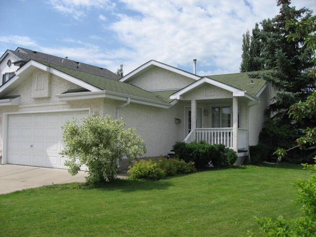 Main Photo: 109 Delage Crescent in St. Albert: House for rent