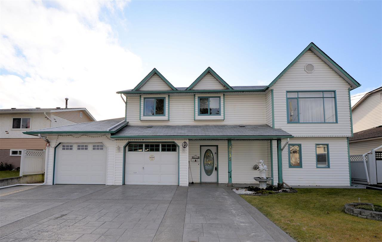 Main Photo: 2735 SANDERSON Road in Prince George: Peden Hill House for sale (PG City West (Zone 71))  : MLS®# R2465482