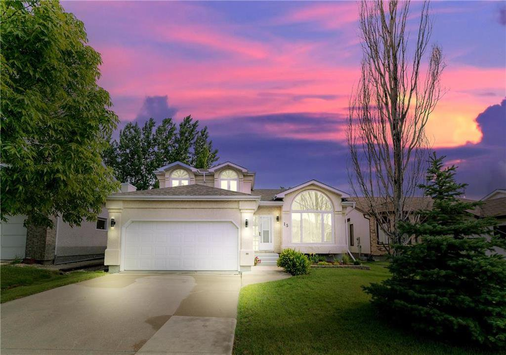 Main Photo: 15 Monticello Road in Winnipeg: Whyte Ridge Residential for sale (1P)  : MLS®# 202016758