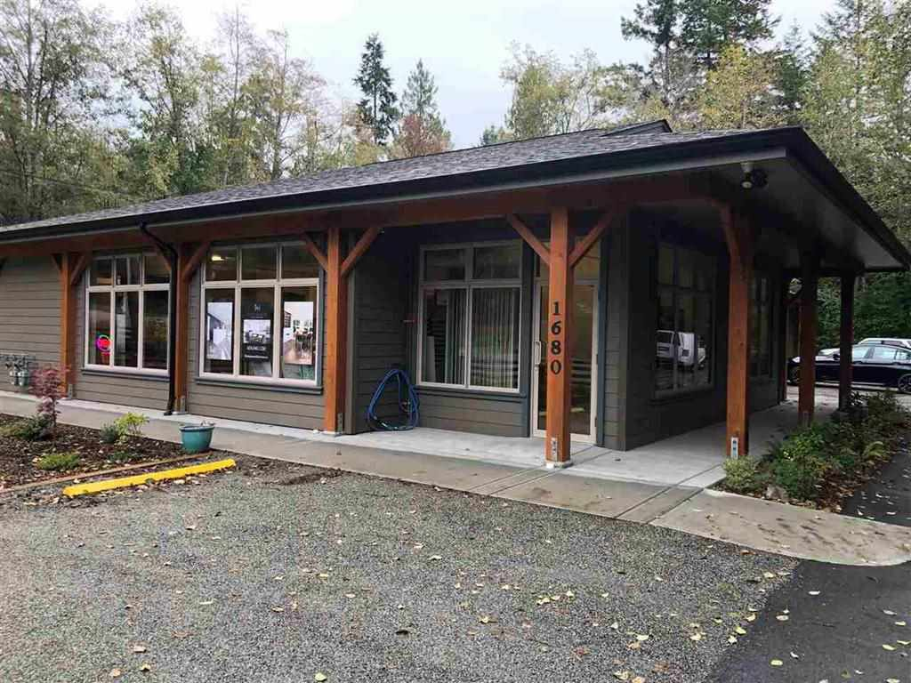 Main Photo: 1680 FIELD Road in Sechelt: Sechelt District Land Commercial for sale (Sunshine Coast)  : MLS®# C8033641