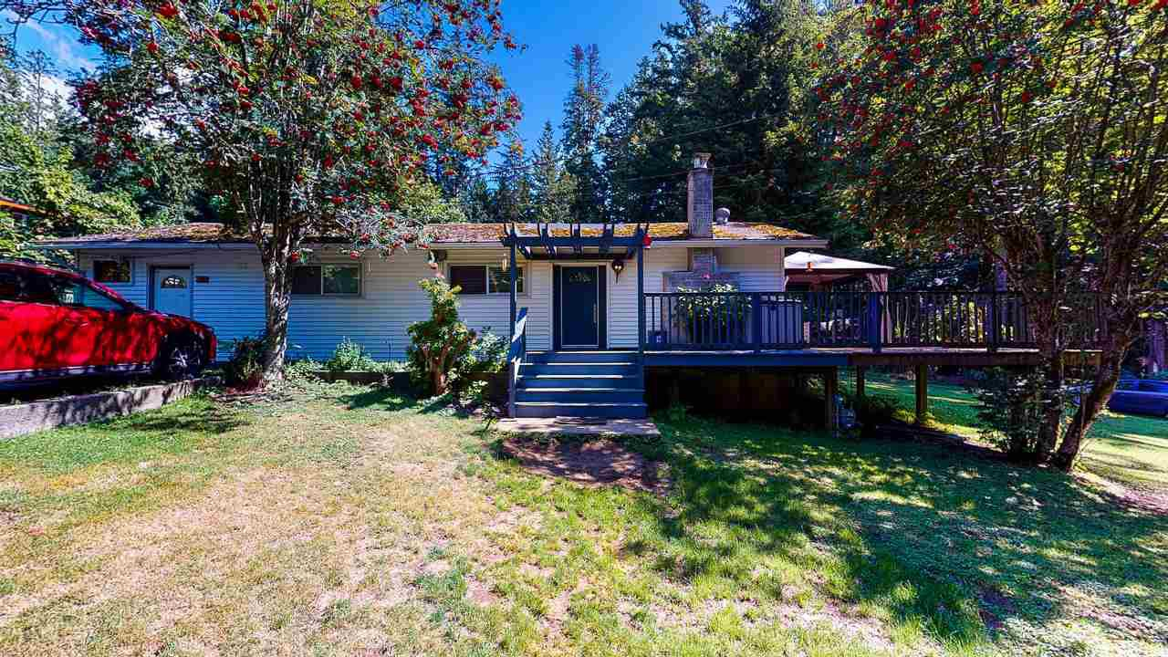 Main Photo: 780 MASKELL Road: Roberts Creek House for sale (Sunshine Coast)  : MLS®# R2490408