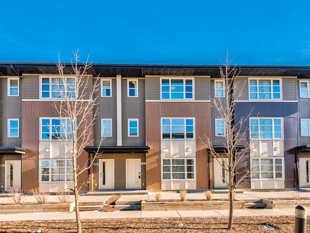 Main Photo: 207 Evansridge Park NW in Calgary: Evanston Row/Townhouse for sale : MLS®# A1048385