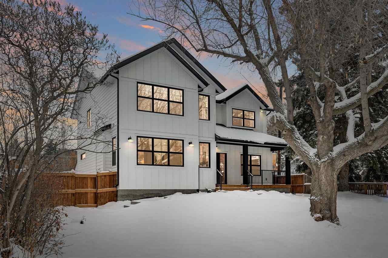 Main Photo: 8808 146 Street in Edmonton: Zone 10 House for sale : MLS®# E4221450