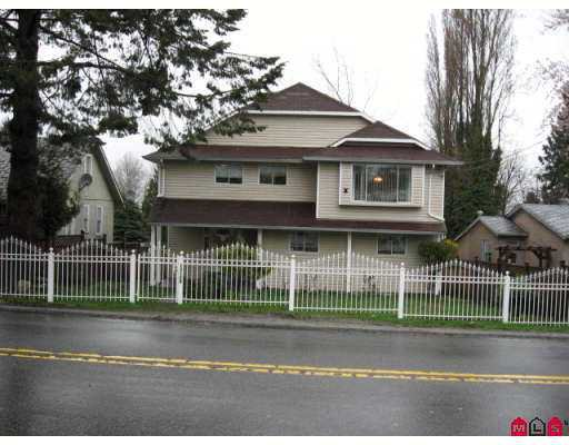 Main Photo: 13169 111TH Ave in Surrey: Whalley House for sale (North Surrey)  : MLS®# F2706824