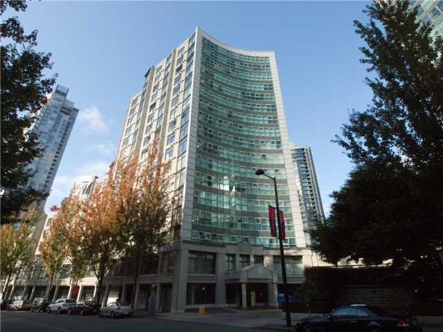 """Main Photo: # B210 1331 HOMER ST in Vancouver: Yaletown Condo  in """"PACIFIC POINT"""" (Vancouver West)  : MLS®# V917424"""