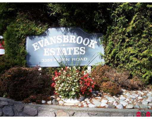 """Main Photo: 30 3351 HORN Street in Abbotsford: Central Abbotsford Townhouse for sale in """"Evansbrook Estates"""" : MLS®# F2726821"""