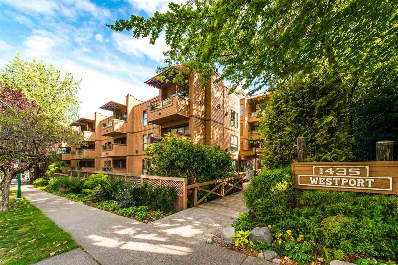 "Main Photo: 406 1435 NELSON Street in Vancouver: West End VW Condo for sale in ""WESTPORT"" (Vancouver West)  : MLS®# R2405328"