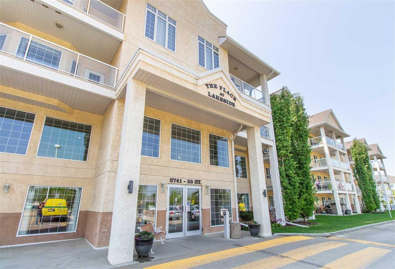 Main Photo: 325 2741 55 Street in Edmonton: Zone 29 Condo for sale : MLS®# E4186301