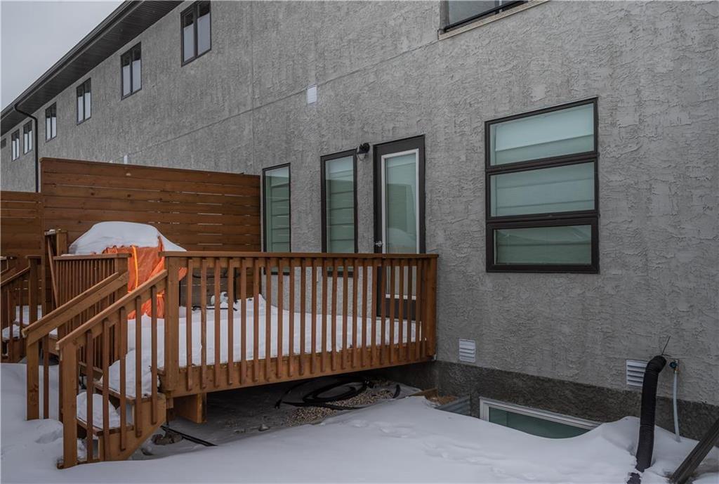 Photo 29: Photos: 77 340 John Angus Drive in Winnipeg: South Pointe Condominium for sale (1R)  : MLS®# 202004012