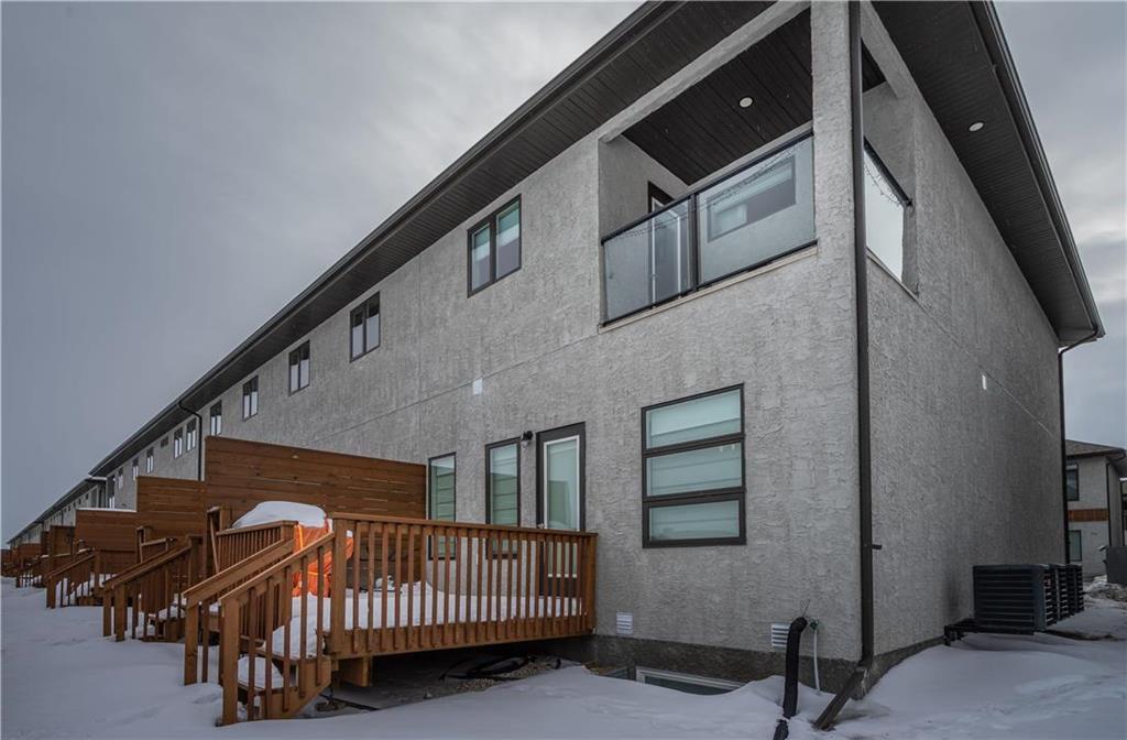 Photo 28: Photos: 77 340 John Angus Drive in Winnipeg: South Pointe Condominium for sale (1R)  : MLS®# 202004012