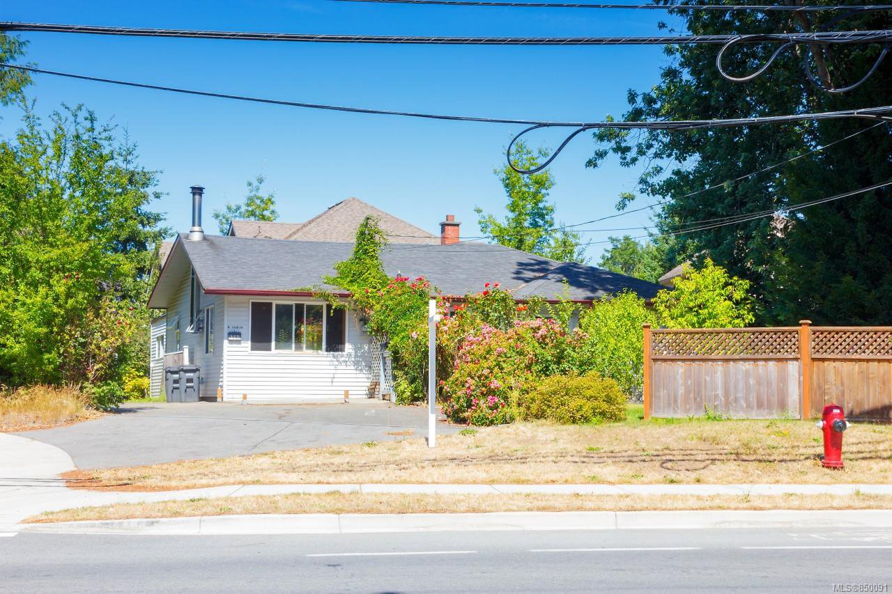 Main Photo: 4563 West Saanich Rd in : SW Royal Oak Single Family Detached for sale (Saanich West)  : MLS®# 850091