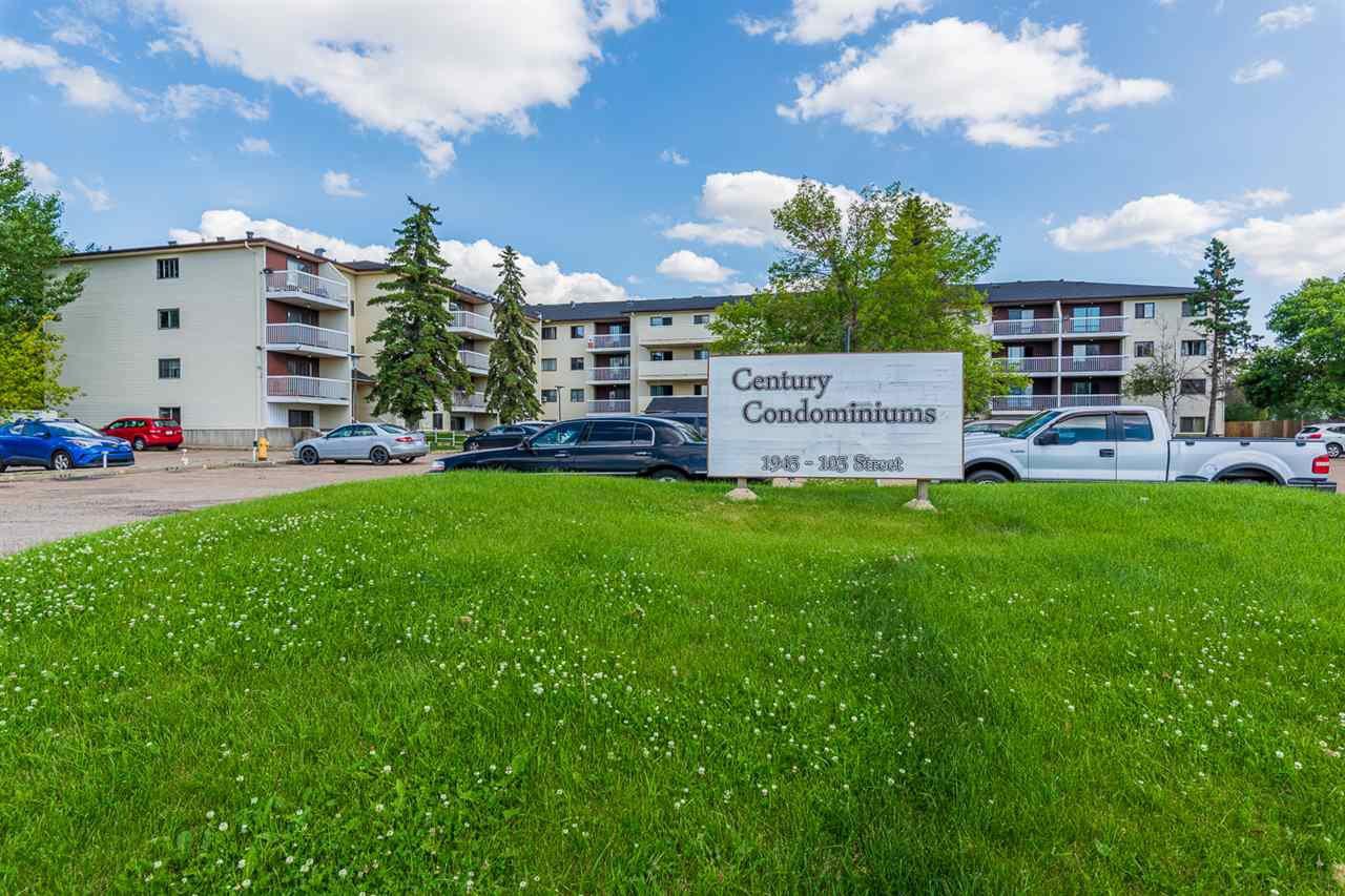 Main Photo: 417 1945 105 Street in Edmonton: Zone 16 Condo for sale : MLS®# E4208380