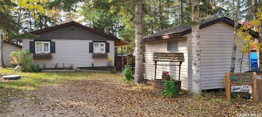 Main Photo: 214 Jacobson Drive in Christopher Lake: Residential for sale : MLS®# SK828643