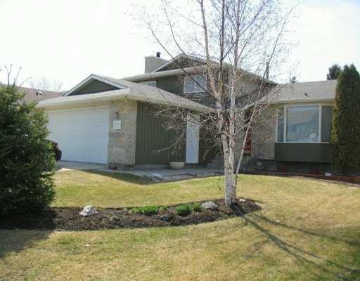 Main Photo: 87 BRENTLAWN Boulevard in WINNIPEG: Fort Garry / Whyte Ridge / St Norbert Single Family Detached for sale (South Winnipeg)  : MLS®# 2706327