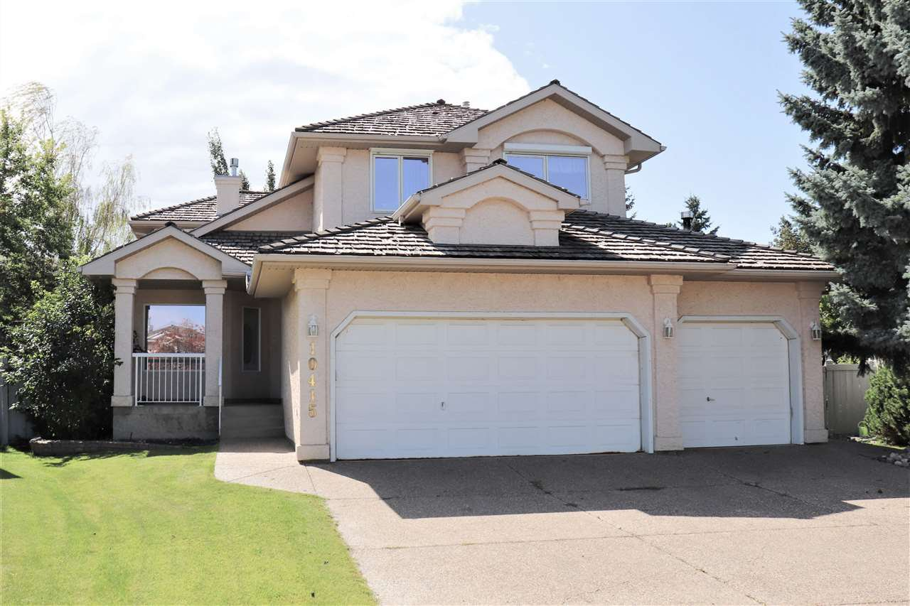 Main Photo: 10415 175 Avenue in Edmonton: Zone 27 House for sale : MLS®# E4171128