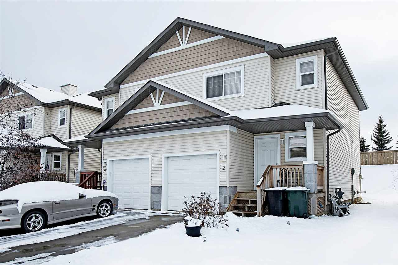 Main Photo: 2 HARTWICK Landing: Spruce Grove House Half Duplex for sale : MLS®# E4179769