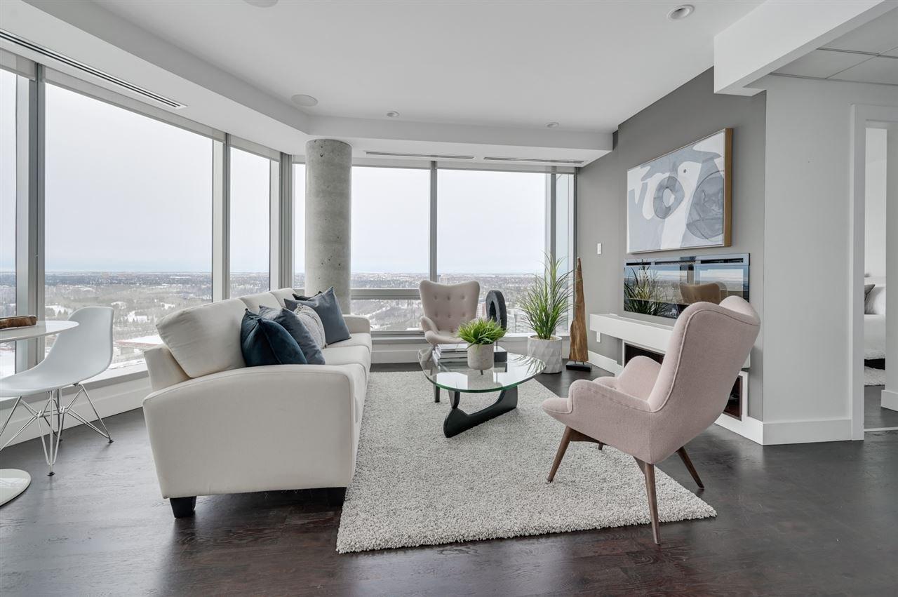 Main Photo: 2603 11969 Jasper Avenue in Edmonton: Zone 12 Condo for sale : MLS®# E4185952