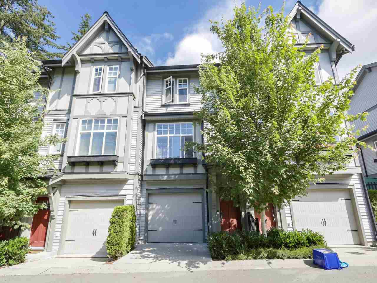 Main Photo: 48 1320 RILEY Street in Coquitlam: Burke Mountain Townhouse for sale : MLS®# R2470745
