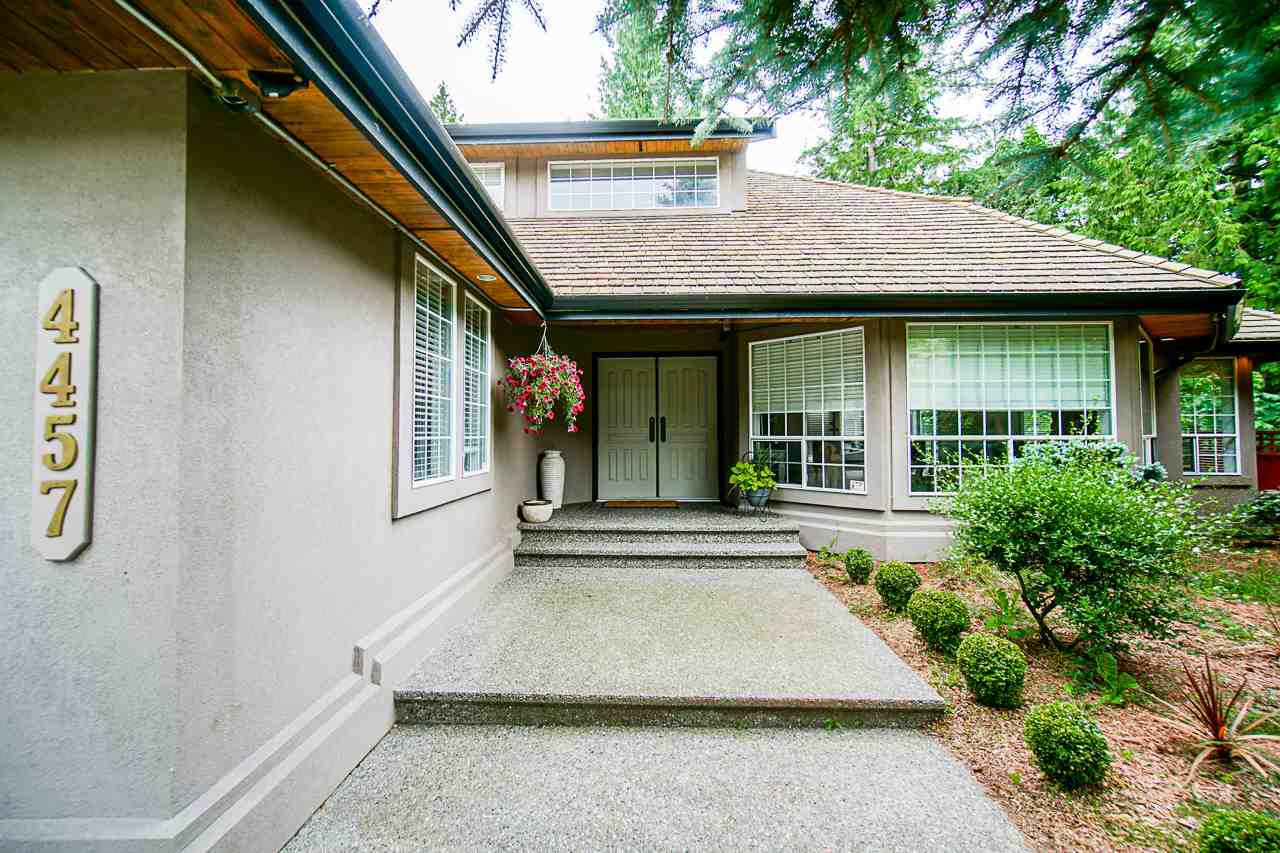 "Main Photo: 4457 196 Street in Surrey: Cloverdale BC House for sale in ""ANDERSON LAKE"" (Cloverdale)  : MLS®# R2497592"