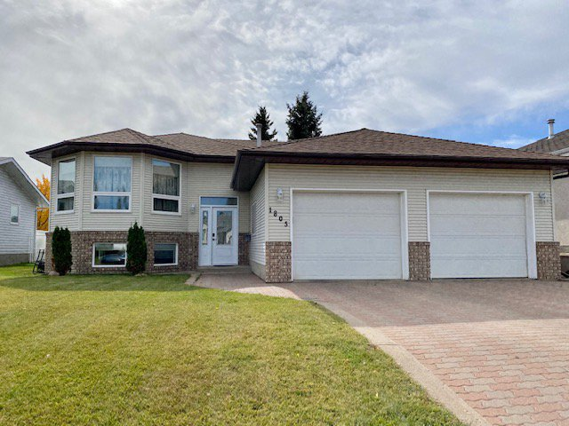 Main Photo: 1805 10 Avenue: Wainwright House for sale (MD of Wainwright)  : MLS®# A1036782