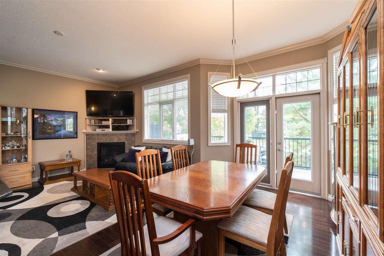 Main Photo: 23 12610 15 Avenue in Edmonton: Zone 55 House Half Duplex for sale : MLS®# E4223159