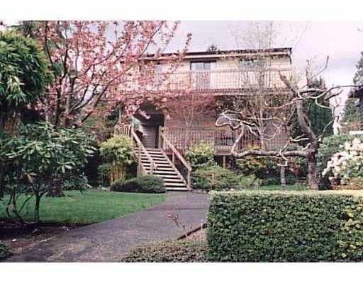 Main Photo: 1287 GORDON Avenue in West_Vancouver: Ambleside House for sale (West Vancouver)  : MLS®# V650560