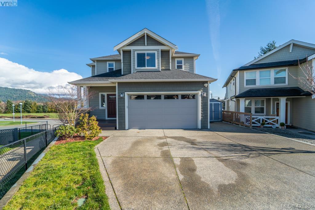 Main Photo: 6642 Steeple Chase in SOOKE: Sk Sooke Vill Core House for sale (Sooke)  : MLS®# 833952