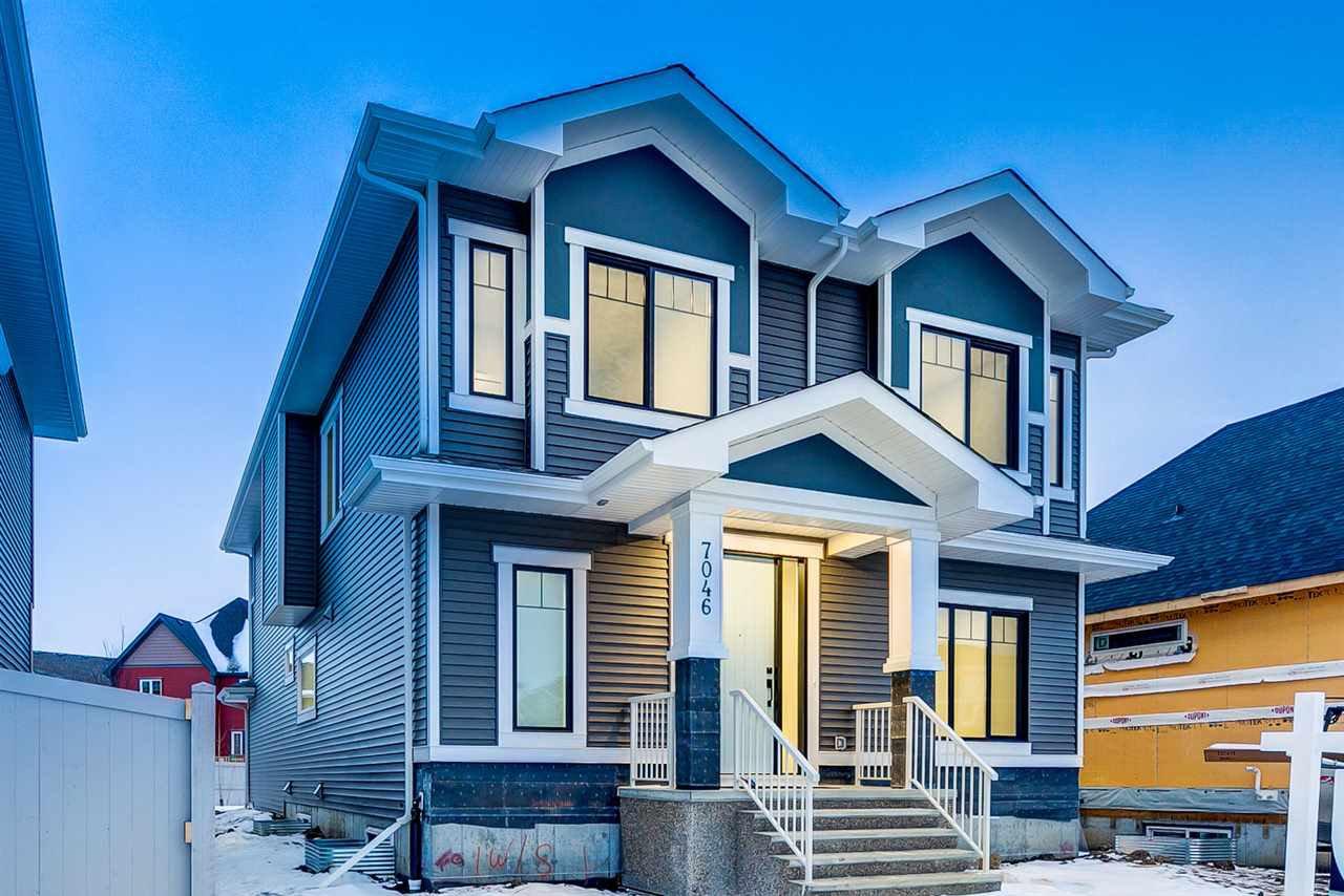 Main Photo: 7046 NEWSON Road in Edmonton: Zone 27 House for sale : MLS®# E4221723
