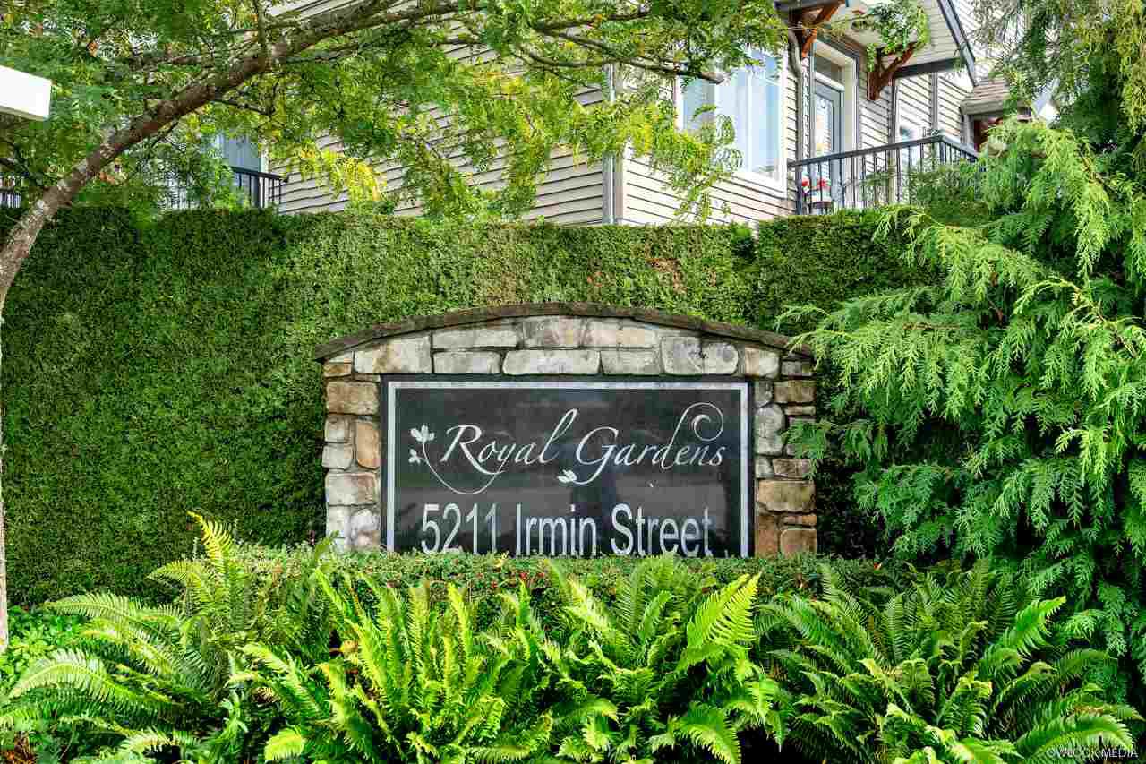 Main Photo: 220 5211 IRMIN STREET in Burnaby: Metrotown Condo for sale (Burnaby South)  : MLS®# R2507843